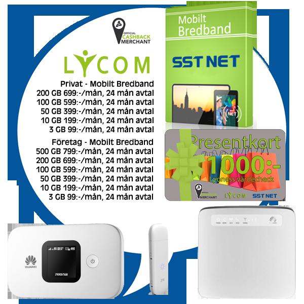 beställa mobilt bredband